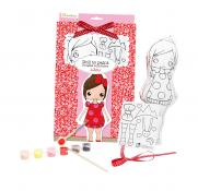 Doll Painting & Sewing Kits & Pads