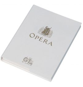 #260/16 G. Lalo Opera Collections Sheets & Envelopes 6 x 7 ? Deckle edge flat sheets Ivory 20 x 20