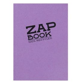 #3358 Clairefontaine Zap Book - A5 - 320 Pages / 160 Sheets - 80g Assorted