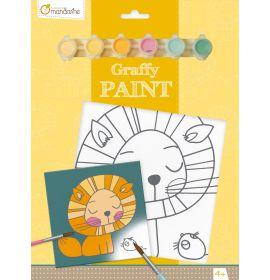 Avenue Mandarine - Graffy Paint - Lion Cub