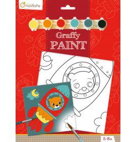 Avenue Mandarine - Graffy Paint - Bear