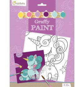 Avenue Mandarine - Graffy Paint - Unicorn